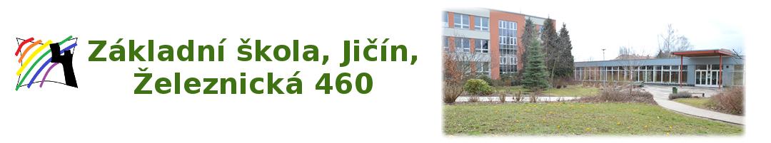 Základní škola, Jičín,  Železnická 460